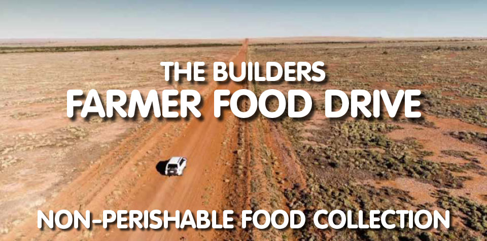 DROUGHT RELIEF - HELP US, HELP THEM