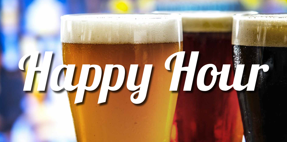 Happy Hour is back!