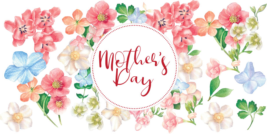 MOTHER'S DAY BUFFET LUNCH - SUNDAY 13 MAY